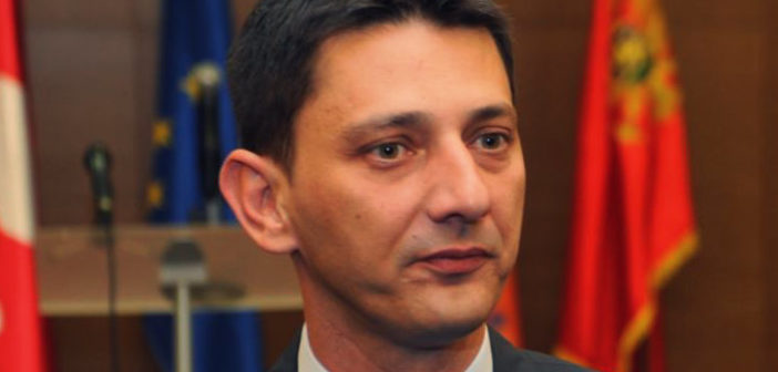 MANS invites Darko Pajovic of Montenegro to open sessions of the Collegium of the President of the Parliament to the public