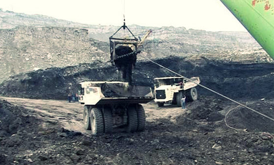 Decision of the state to enter in the Coal Mine harmful to the public interest